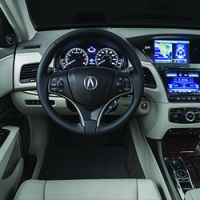 Обзор Acura RLX