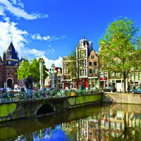 Путешествуем по Амстердаму